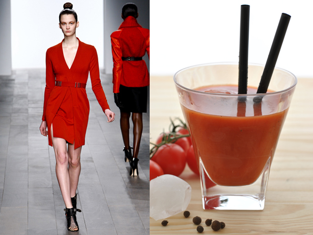 Taste of Runway presenta: Marios Shwab - bloody mary fatto in casa