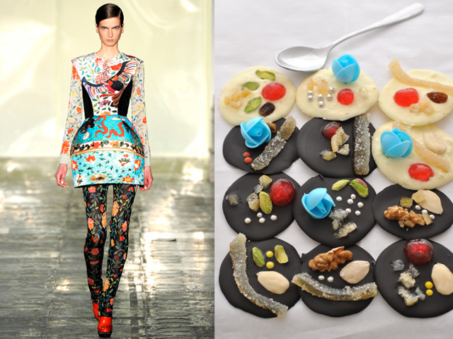 Taste of Runway presents: Mary Katrantzou - mendicanti