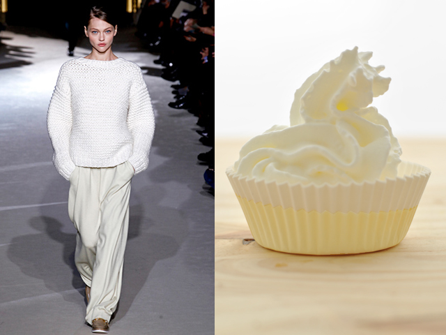 Taste of Runway presenta: Stella McCartney - crema chantilly