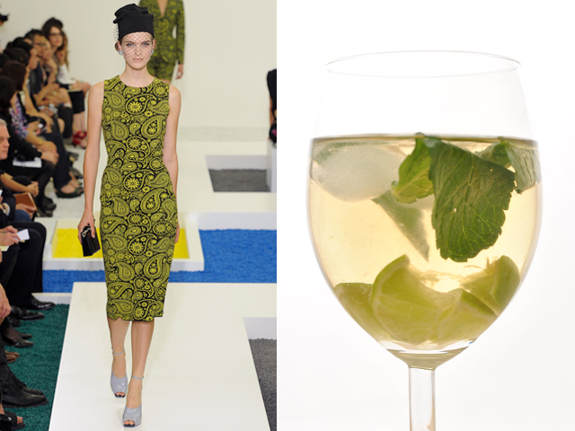 Taste of Runway presenta: Jil Sander - Hugo Drink