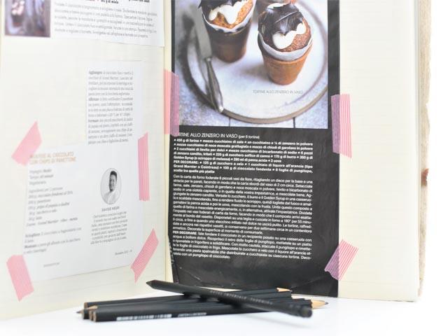 Quaderno delle ricette
