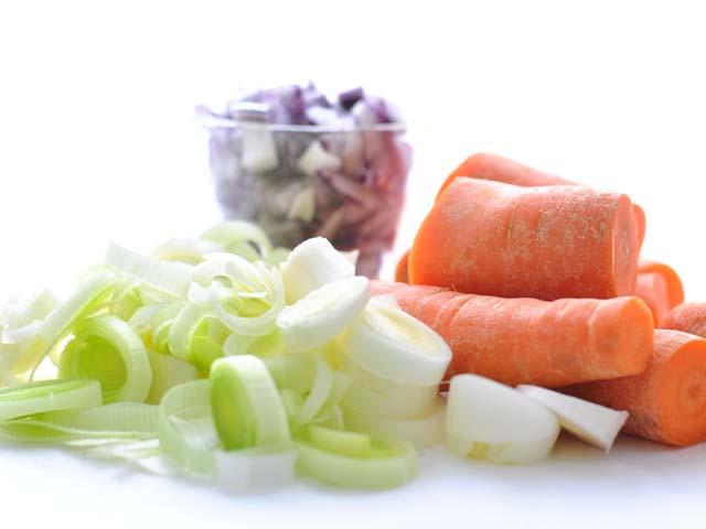Zuppa carote porri2