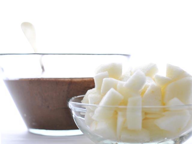 Plumcake pere e cioccolato 1