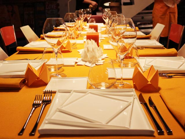 Veuve Clicquot Social Eating 1