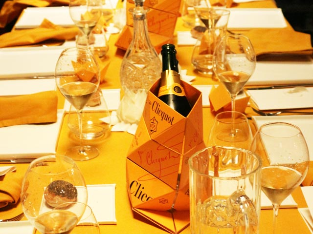 Veuve Clicquot Social Eating 4