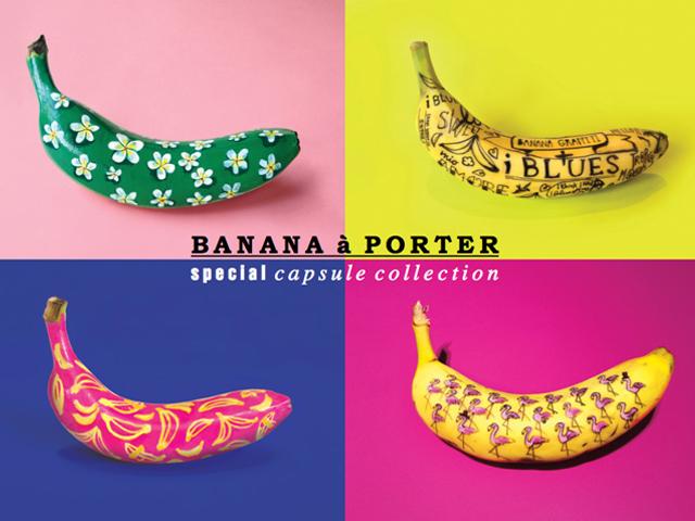 Banana-a-porter