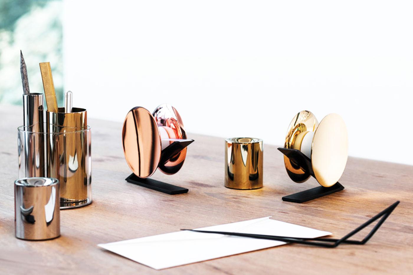 Prezioso per la tua scrivania tasteofrunway for Portapenne ufficio design