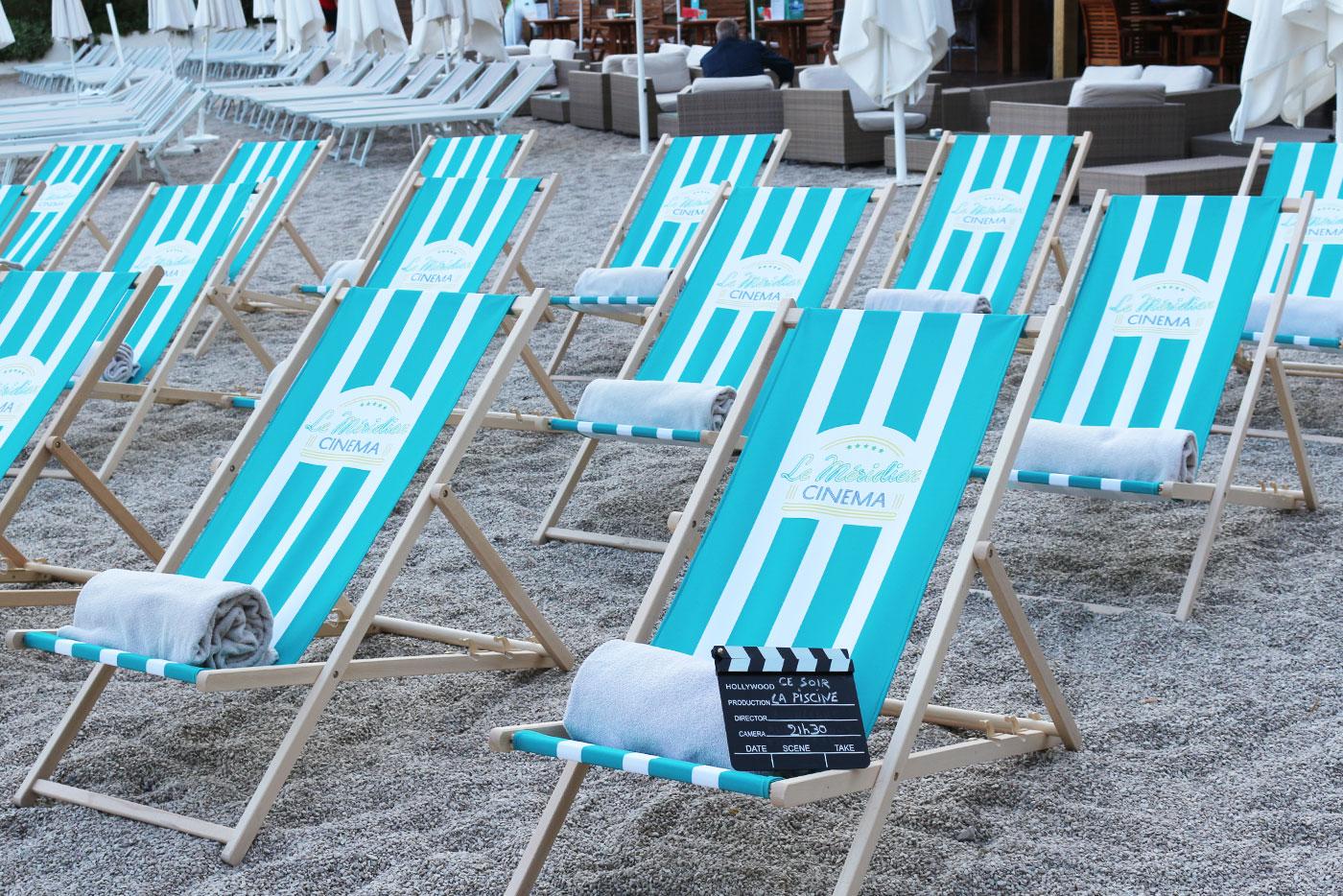 montecarlo cinema in spiaggia