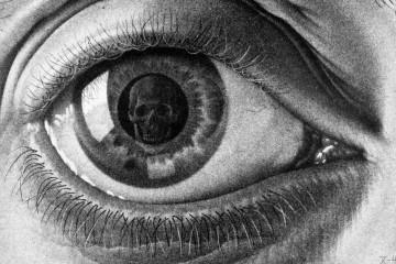 Escher-parallax