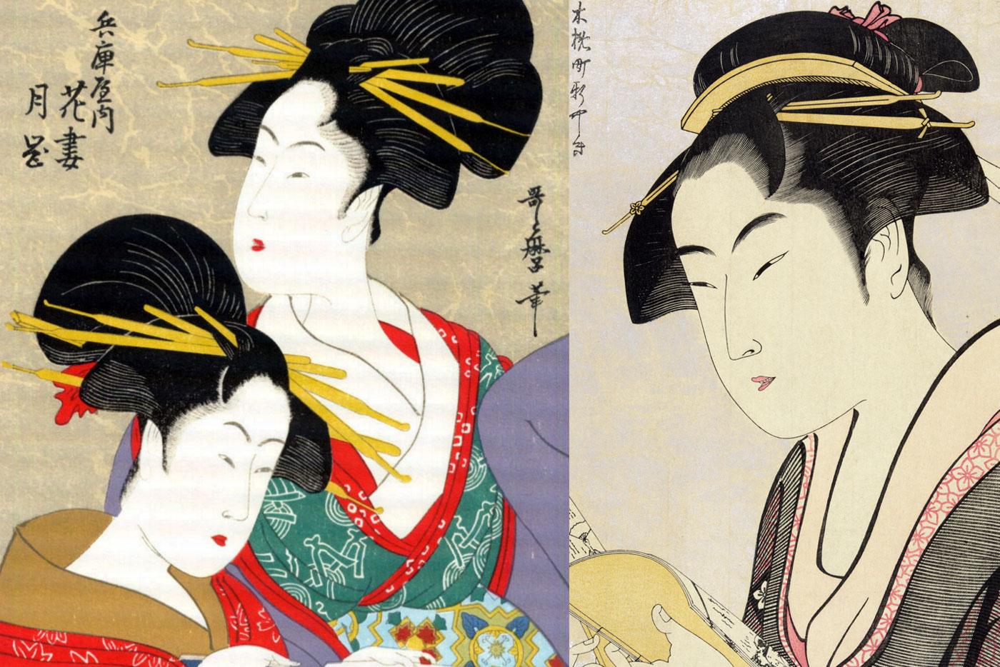 Kimono-geisha
