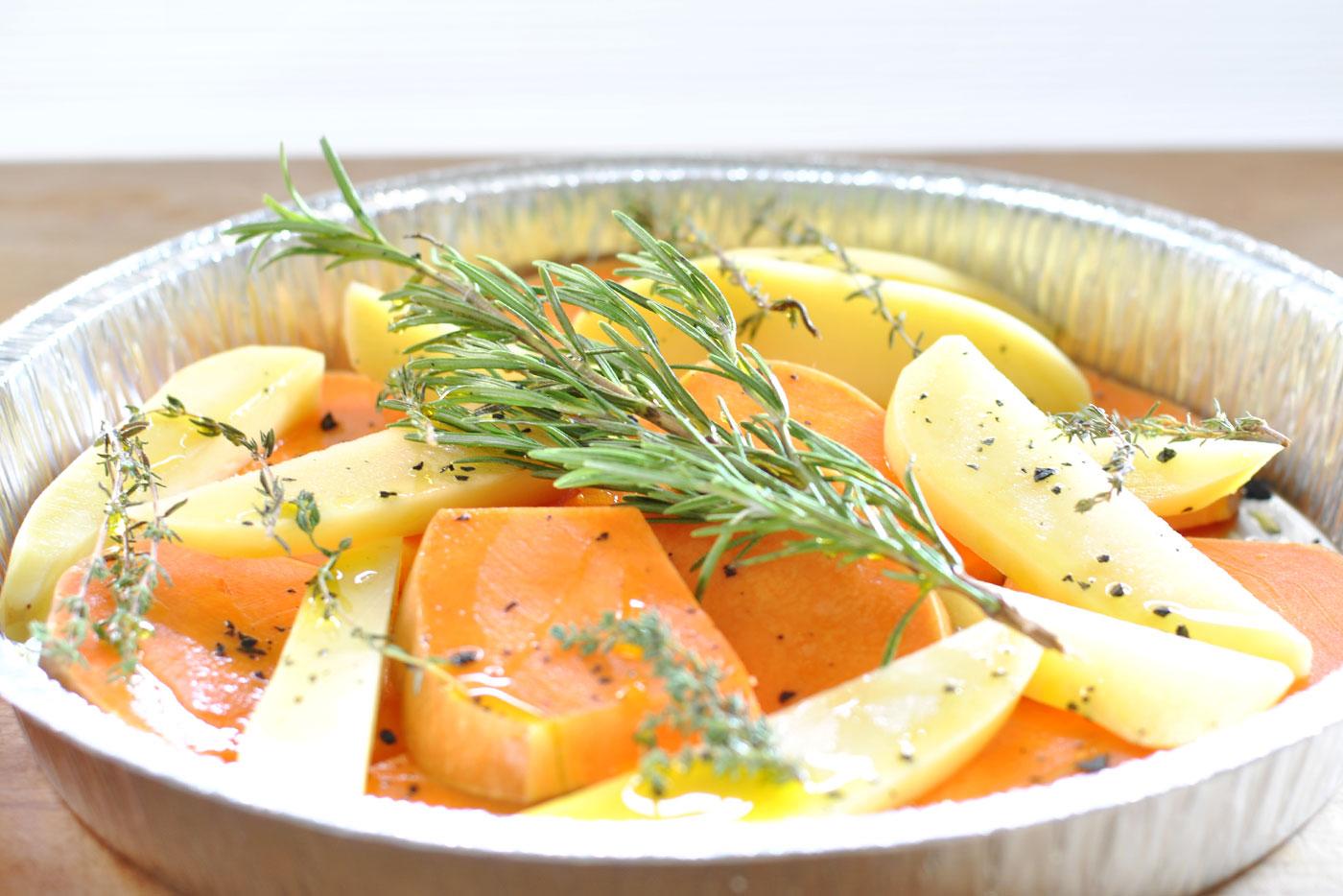 Zucca-e-patate-al-forno