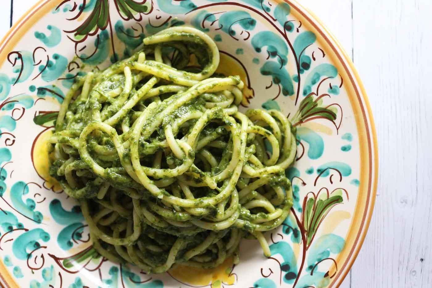 Spaghetti-con-persto-di-friarielli