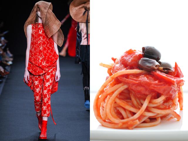 RiceSpaghettTomatoi